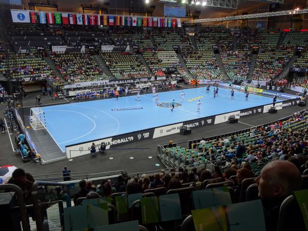 olympiahalle kapazität