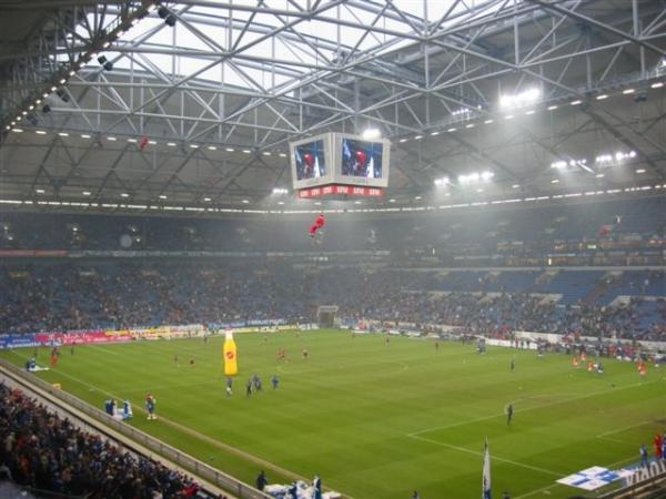 veltins arena stadion in gelsenkirchen buer. Black Bedroom Furniture Sets. Home Design Ideas