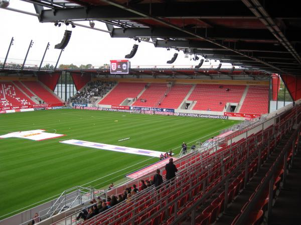 Regensburg Fußballstadion