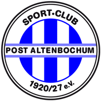 Wappen ehemals SC Post Altenbochum 20/27