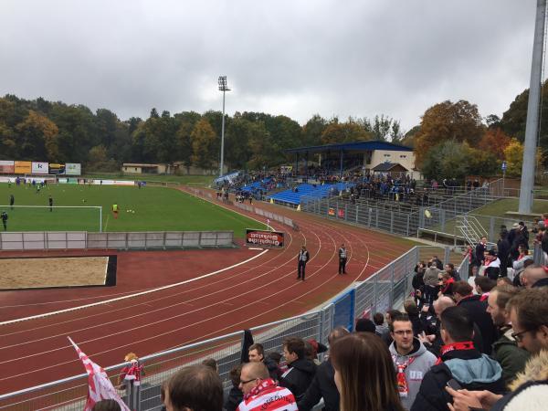 Neustrelitz Stadion