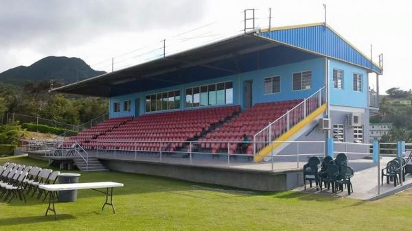 Blakes Estate Stadium - Look Out
