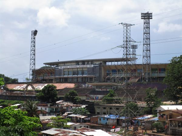 Siaka Stevens Stadium  - Freetown