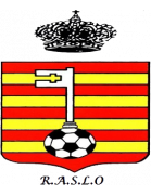 Wappen ehemals RAS Lessines-Ollignies
