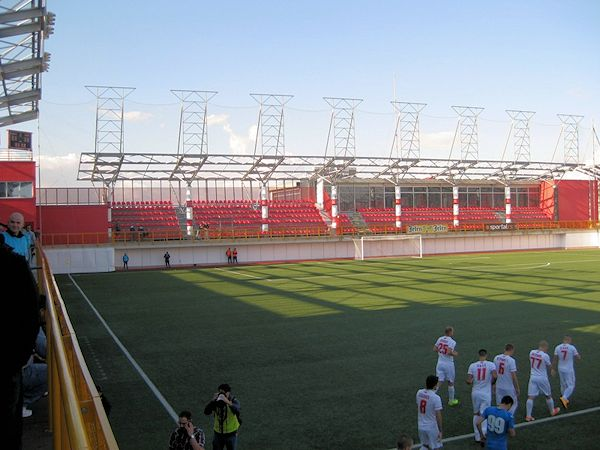Stadion Event Place (Stadion Voždovac) - Beograd