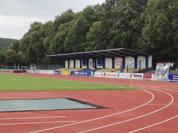Stadion Der Freundschaft Grimma