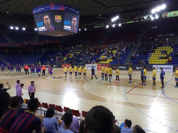 Palau blaugrana stadion in barcelona katalonien for Puerta 0 palau blaugrana