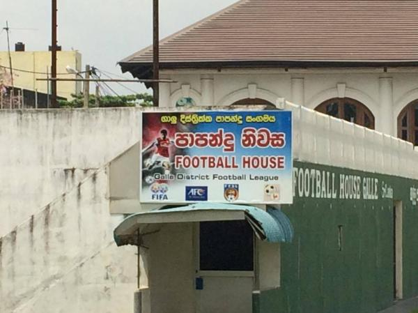 Galle Football House - Galle