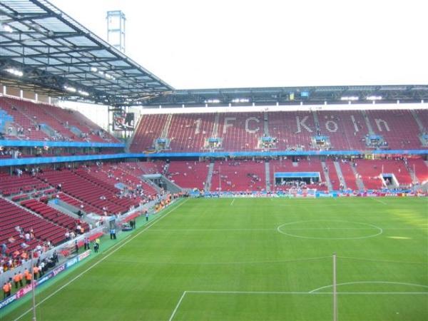 Stadion saalplan rhein energie Tickets für