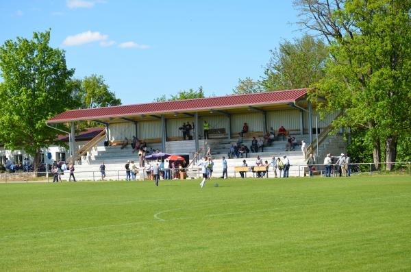 Stadion In Euerbach
