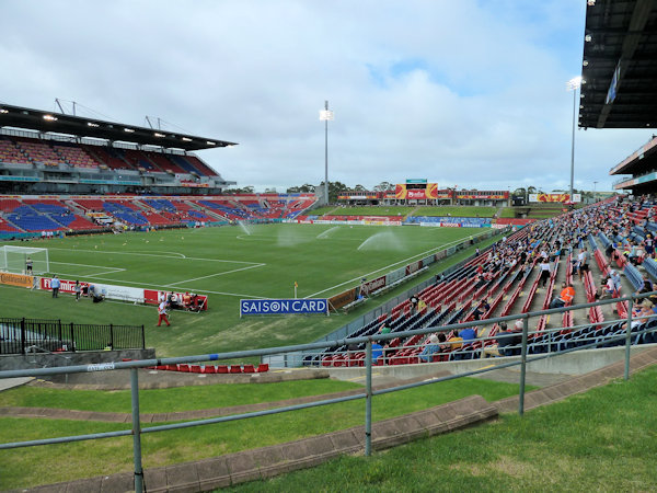 Hunter Stadium - Newcastle