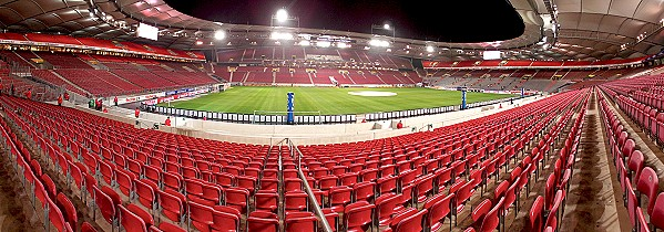 Mercedes Benz Arena Stuttgart Bilder D Ansicht