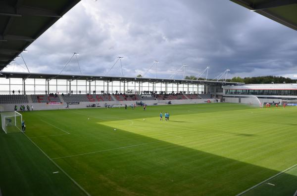 Fc Bayern Campus Stadion