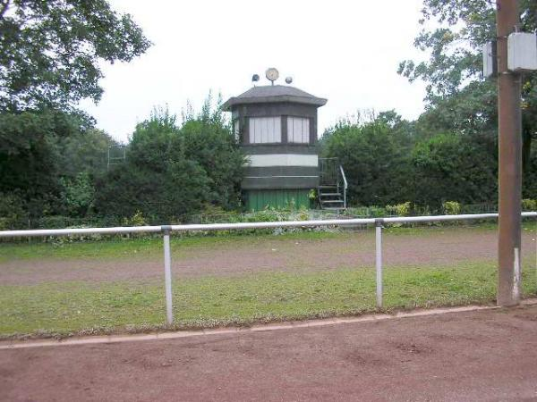 Bza Grossenbaumer Allee Stadion In Duisburg Grossenbaum