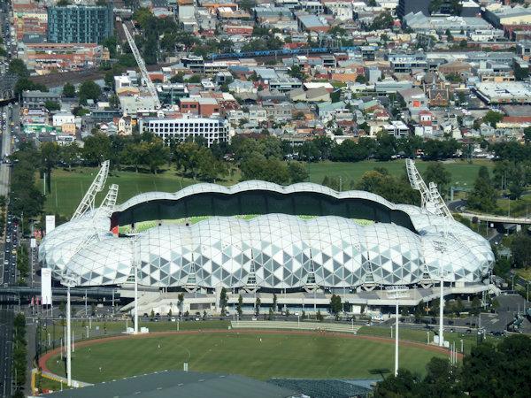 AAMI Park - Melbourne
