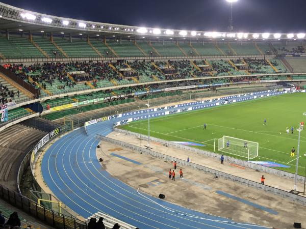 Hellas Verona fined €30,000 and hit with partial stadium closure
