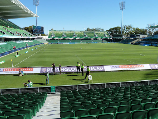 nib Stadium - Perth