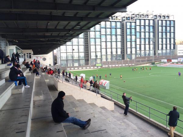 Estadio Municipal Nuevo Matapiñonera Stadion In San Sebastián De