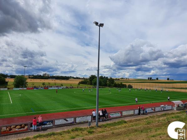 Sportanlage am Kesseltal - Mainz-Ebersheim