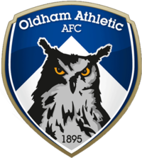 Wappen Oldham Athletic AFC