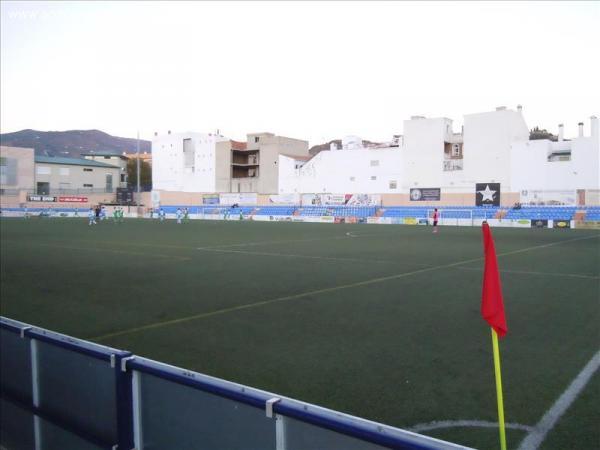 Estadio vivar t llez stadion in v lez m laga - Bandera vivar velez malaga ...