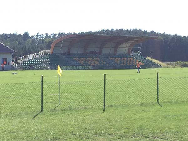 Lubrza - Stadion Lubrza