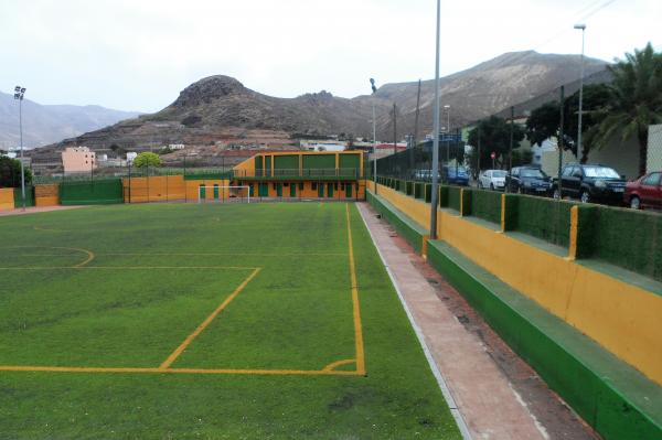 Galdar, Gran Canaria  - Estadio Barrial (Nebenplatz)