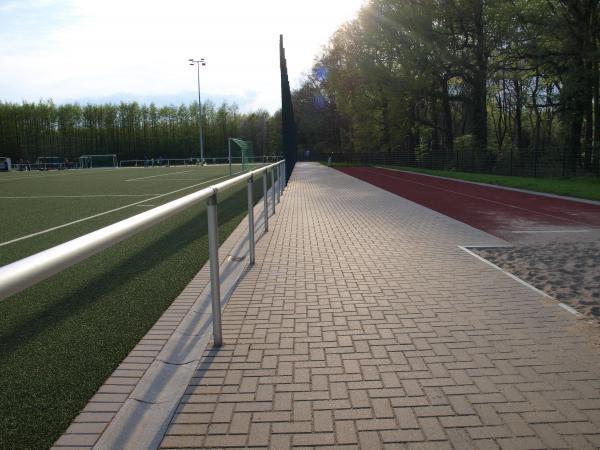 Sportplatz im Grävingholz (KR) - Stadion in Dortmund-Eving
