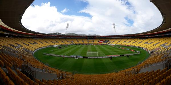 Westpac Stadium - Wellington